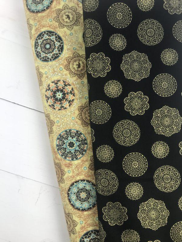 Ткань мандалы