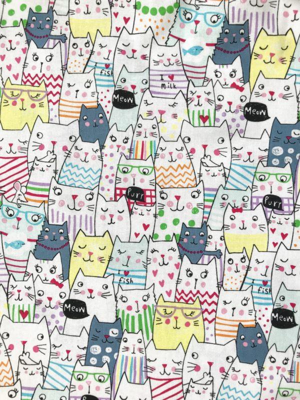 Ткань коты