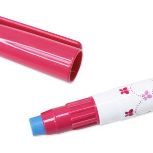 Клей-карандаш водорастворимый, со сменным стержнем