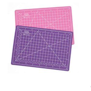Фиолетовый коврик для резки