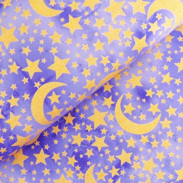 Ткань ночное небо