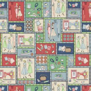 Ткань швейные инструменты