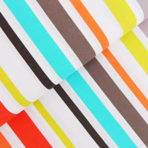 Ткань широкие полоски - студия SOVA
