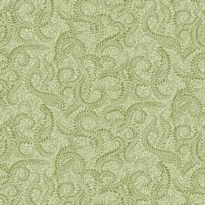 Ткань зелень веточки
